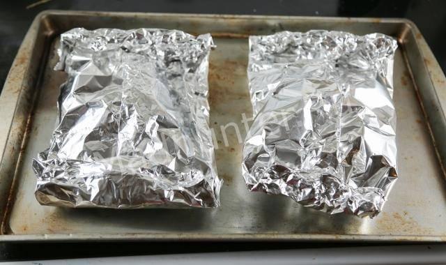 рецепт судака запеченного в фольге на гриле 2