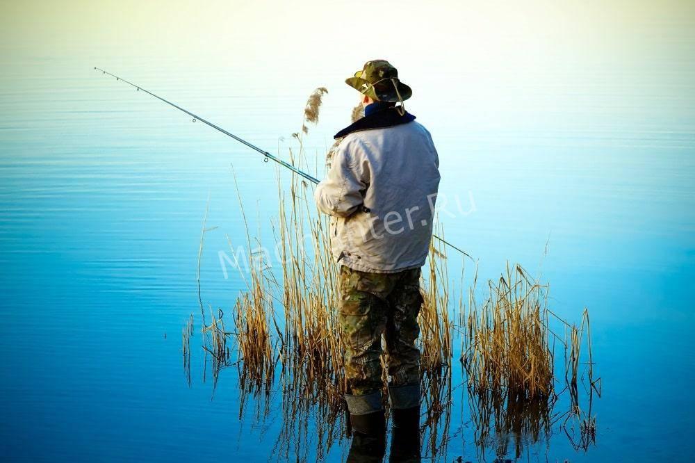 Хорошее место для рыбалки