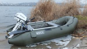 В Курской области нашли украденную лодку