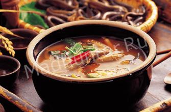 Корейский суп из вьюна «чхуотхан»-min