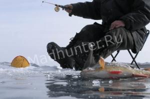 МЧС провела акцию по безопасной рыбалке на льду-min