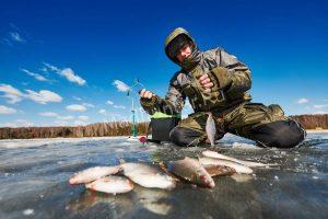 Подбираем мормышки для ловли плотвы зимой