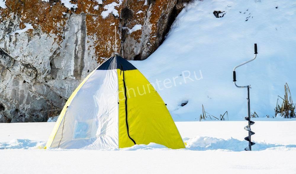 Выбор палатки для зимней рыбалки с учетом профессионального мнения - рыбачим с комфортом