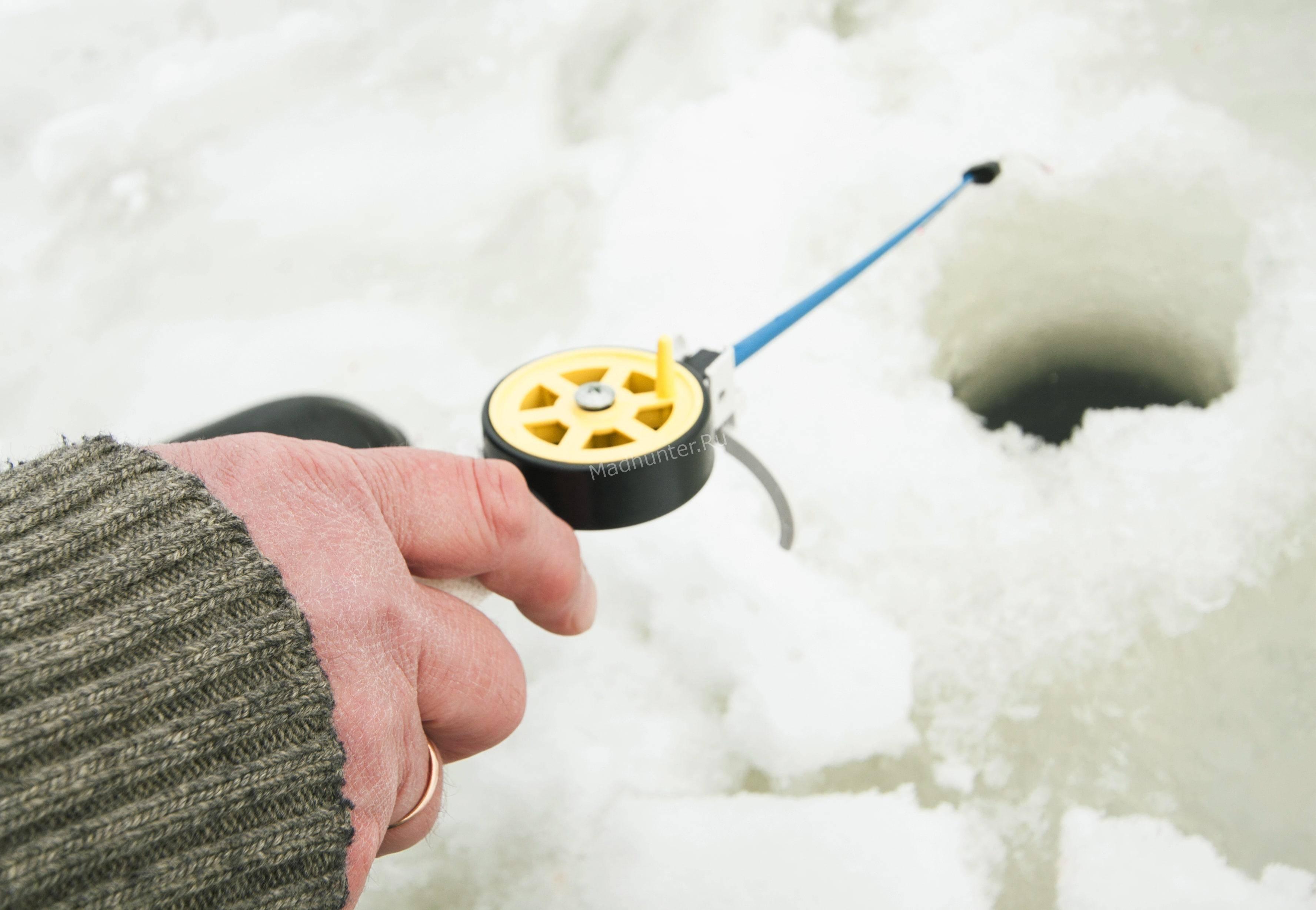 Зимние мормышки техника ловли