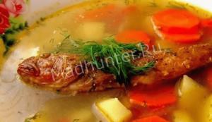 суп из бычков-min