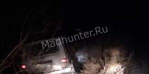 Бегство браконьеров переросло в стрельбу полицейских