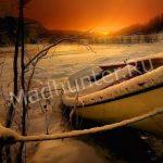 Перевернулась лодка с рыбаками из Астрахани. Ведется следствие-min