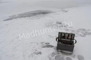 Пропавшего на рыбалке саратовца обнаружил мертвым собственный сын