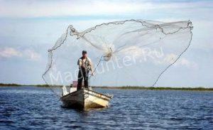 За браконьерскую рыбную ловлю можно и срок получить!