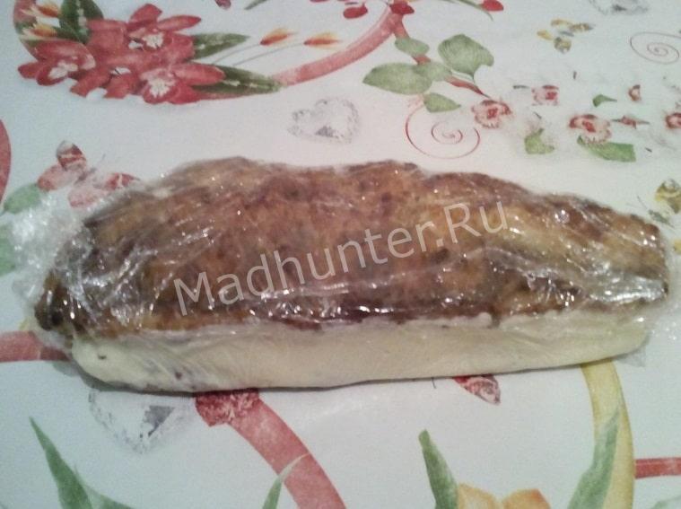 бутерброд из рыбы-min