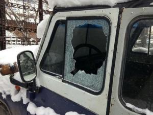 Охота браконьеров обернулась пальбой в салоне машины