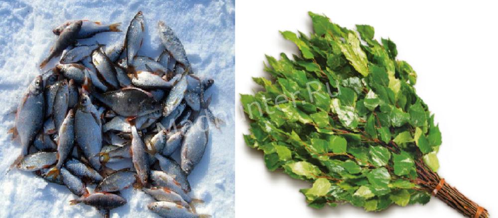 Секретный способ приманки рыбы к лунке