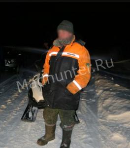 В Омске задержали убийцу косуль