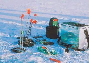 Фестиваль рыбака пройдет 16 февраля