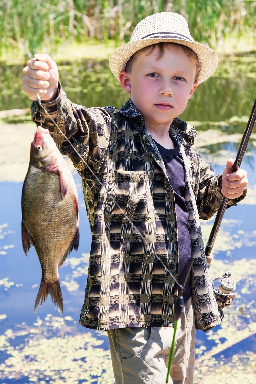 Ловля леща весной - где искать рыбу