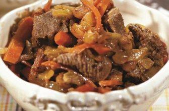 Самый необычный рецепт приготовления мяса лося: готовим лосятину с сухофруктами