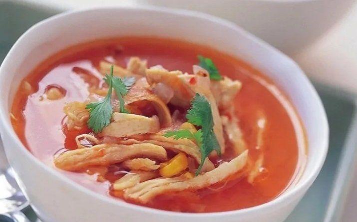 Татарский суп из куропатки