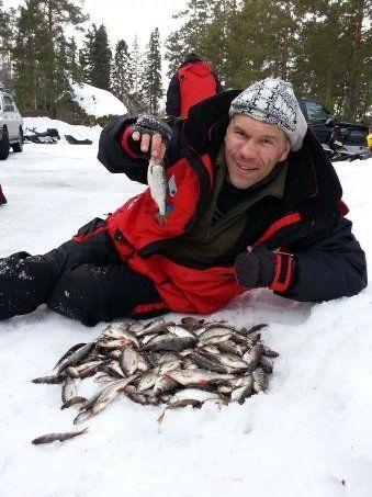 Валуев зазывает народ порыбачить на клинцовских водах