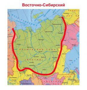 Восточно-Сибирский рыбохозяйственный бассейн