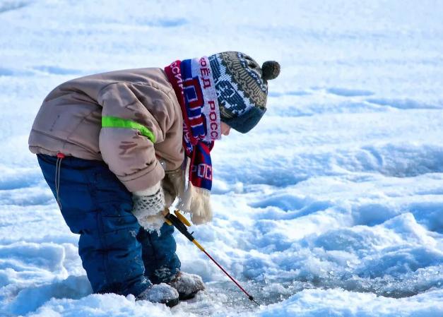 Все на «Семейную рыбалку» в Женский день!