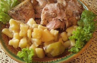 Мясо дикой утки по охотничьему рецепту