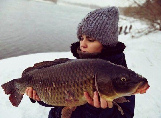 Взять с собой девушку на рыбалку, значит, поймать удачу за хвост