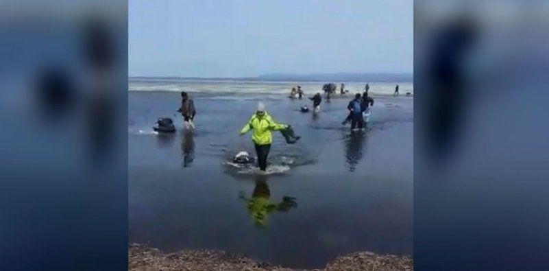 Почему рыбаки из Сахалина оказались «по уши» в ледяной воде? К чему привела рыбалка?