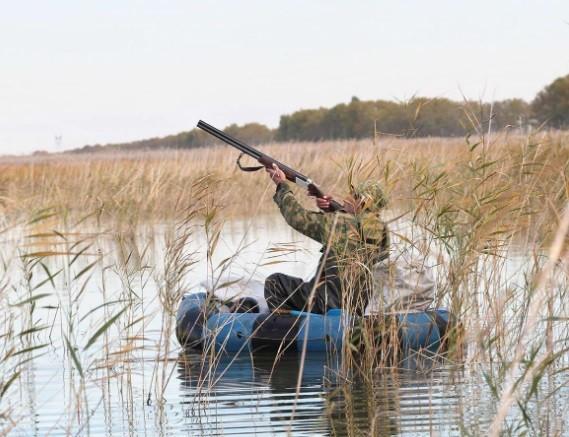 Сезон весенней охоты открылся с поимки браконьера