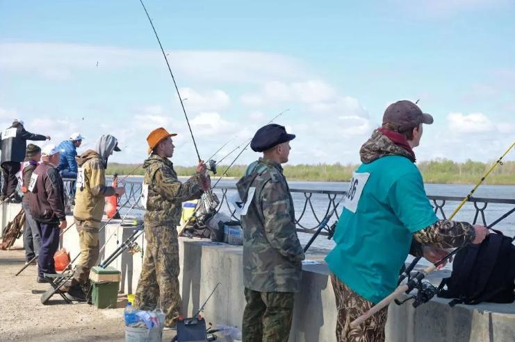 В Астрахани прошел рыболовный фестиваль под названием «Вобла»
