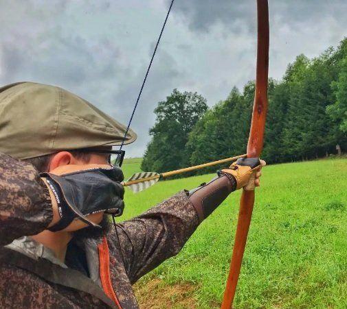 Возвращаясь к истокам: идем на охоту с луком без справок, лицензий и разрешений