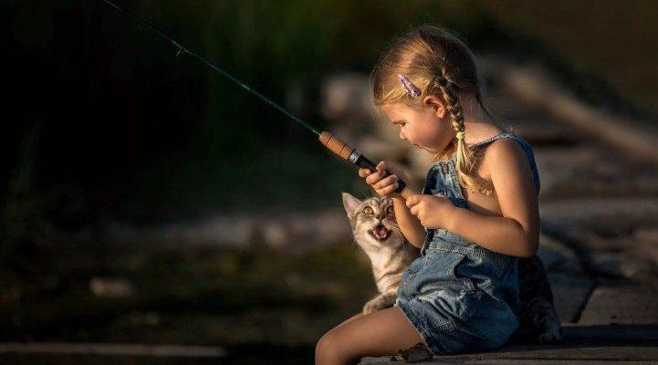 Жена на рыбалке: к беде ли или богатому улову?