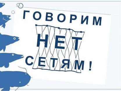 17 мая объявлено днем рыбалки без сетей