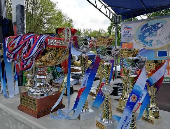 Рыбаки из Татарстана приехали в Клинцы на рыболовный фестиваль