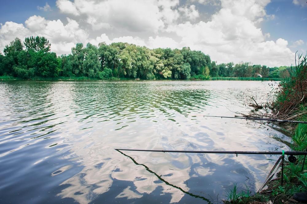 Рыбалка летом в июне