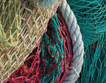Только за один рейд правоохранители изъяли у браконьеров 45 рыболовных сетей