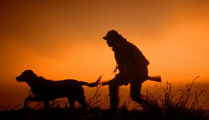 Весенний сезон охоты закончился арестом у охотников оружия