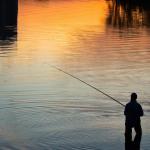 Чем закончилась рыбалка для омских рыбаков?