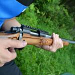 Из-за выстрела ружья во время падения придется отвечать по закону виновному