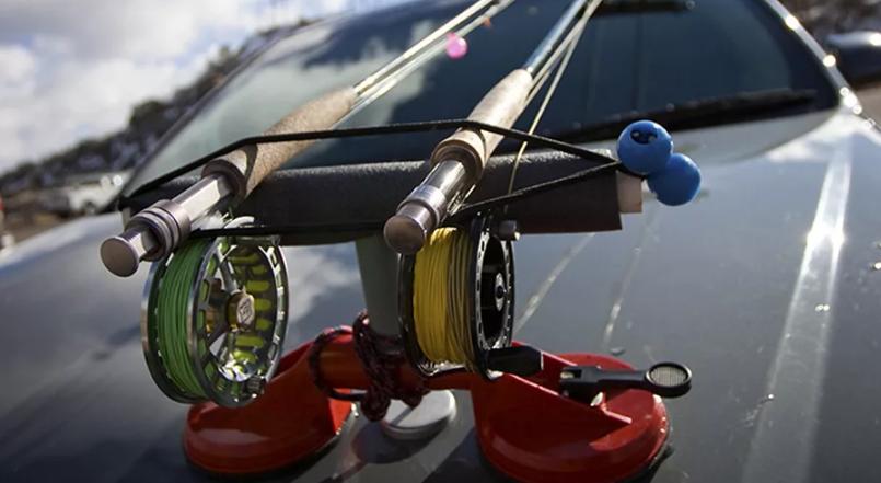 На рыбалке у рыбака из-под носа угнали автомобиль