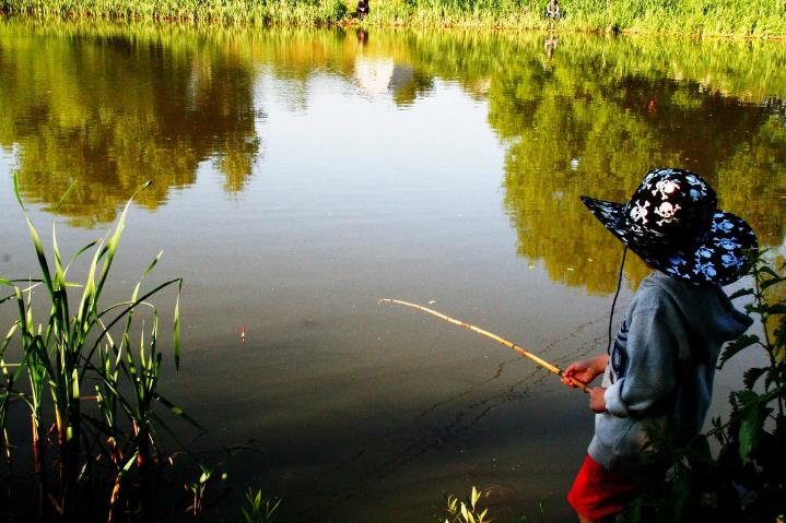 Рыбалка влечет за собой не только улов, но и ответственность