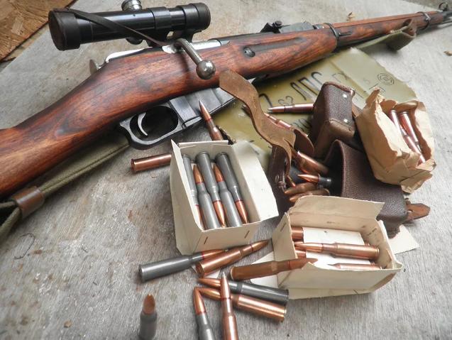 У архангельских охотников изъяли более 140 единиц оружия
