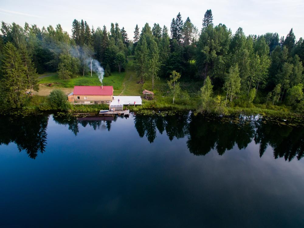 Как выбрать базу отдыха для рыбалки в Карелии