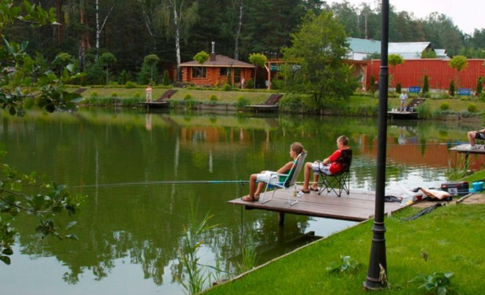 Как выбрать хорошую базу для отдыха и рыбалки