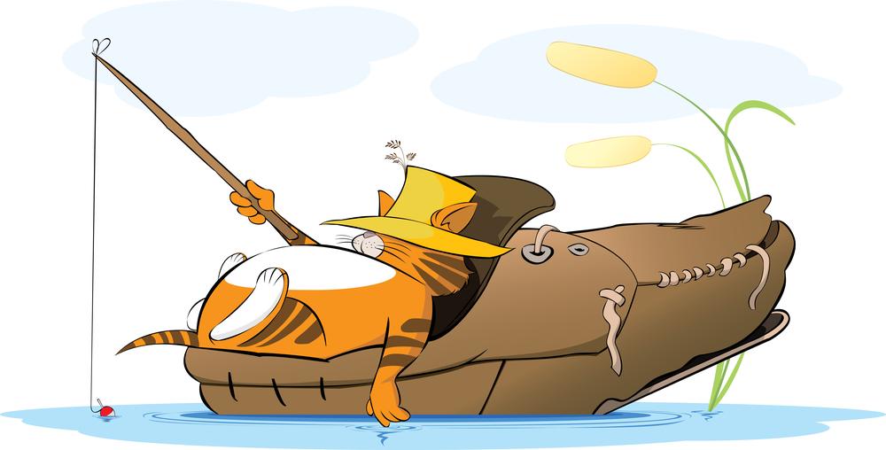 Ловля сопы с лодки