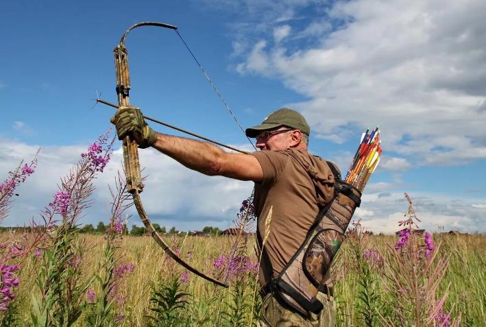 Охота с луком теперь доступна и для россиян