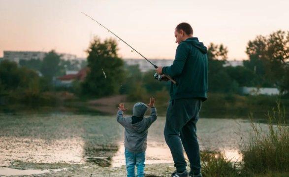 """Рыбалка с подвохом или как мы побелели от нашего """"трофея"""""""
