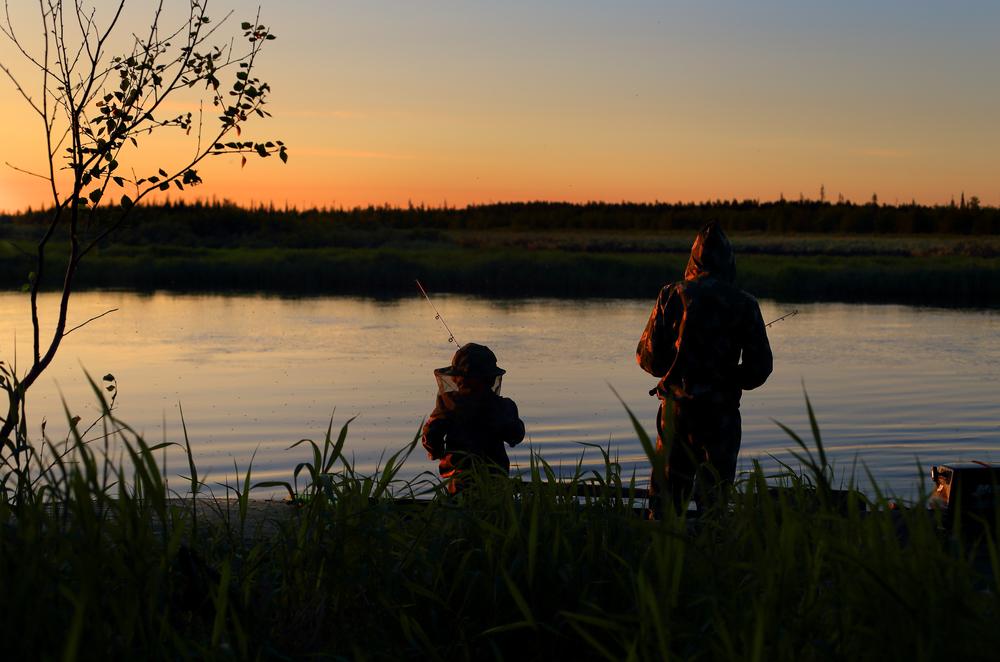 Советы бывалых о рыбалке на Кольском полуострове