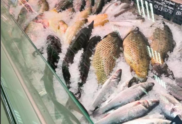 Жители попросили рыбный магазин. Просьба жителей услышана!