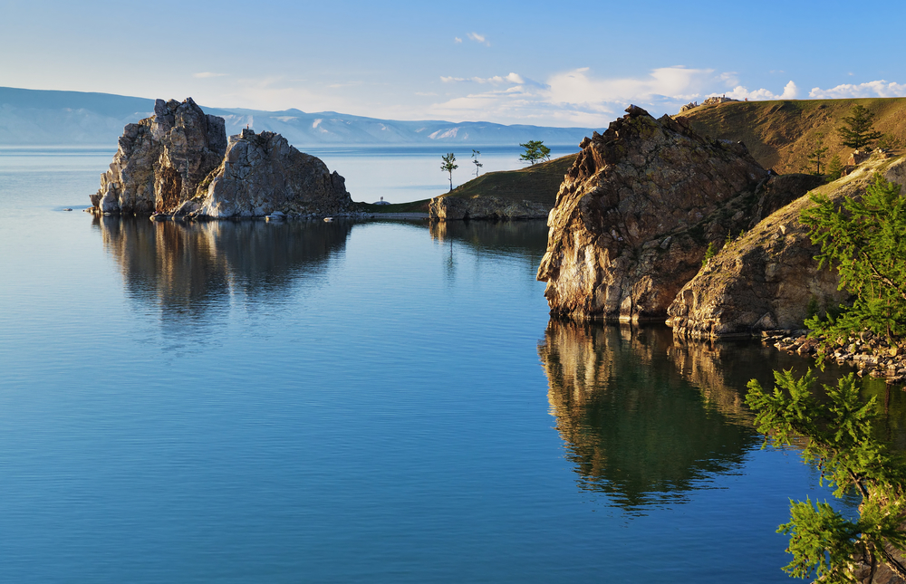 Описание озера Байкал
