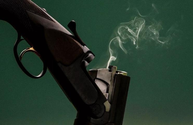 Охотник выстрелил в свою супругу